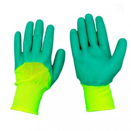 Перчатки прорезиненные